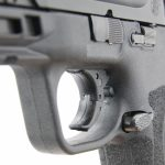 Smith & Wesson M&P9 M2.0 Pistol trigger
