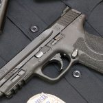 Smith & Wesson M&P9 M2.0 Pistol left profile