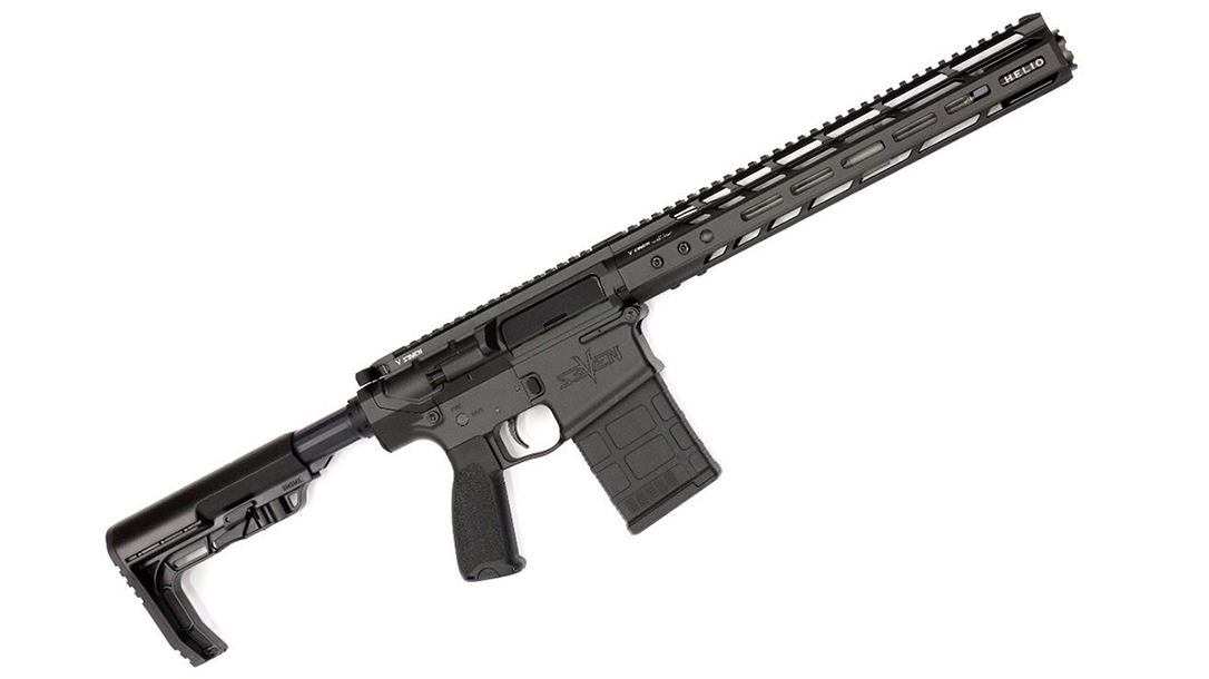 V Seven Harbinger rifle second option right profile