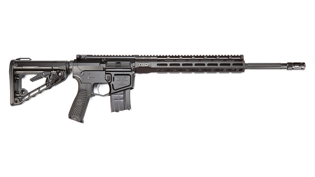 wilson combat Recon Tactical 224 valkyrie rifle right profile