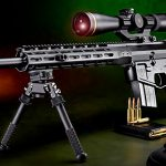 wilson combat super sniper 224 valkyrie rifle