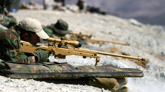 338 lapua magnum dutch marines sniper