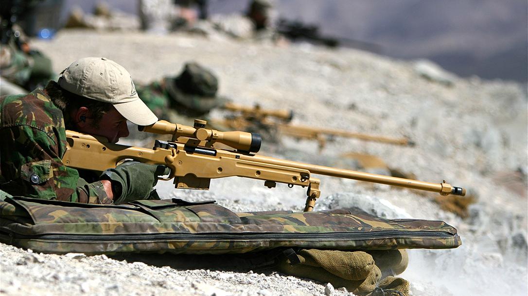 338 lapua magnum dutch marines sniper