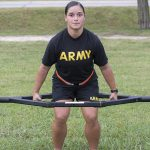 army combat fitness test deadlift