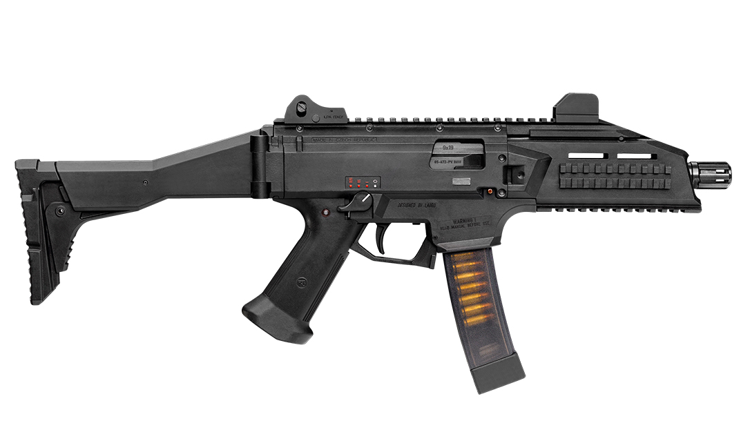CZ Scorpion EVO 3 A1 sub compact weapon