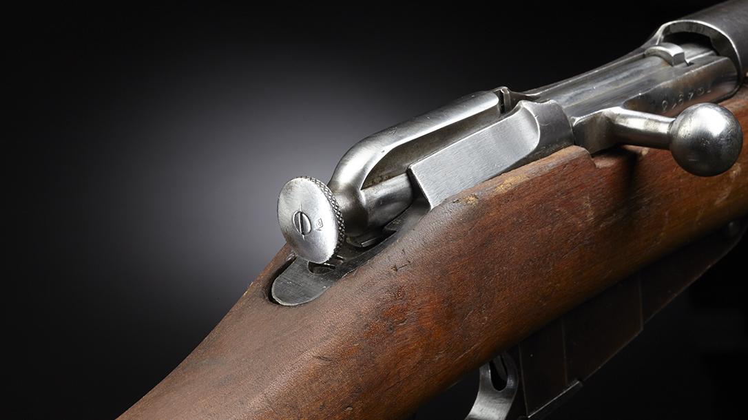 Chinese Type 53 Carbine knurled knob