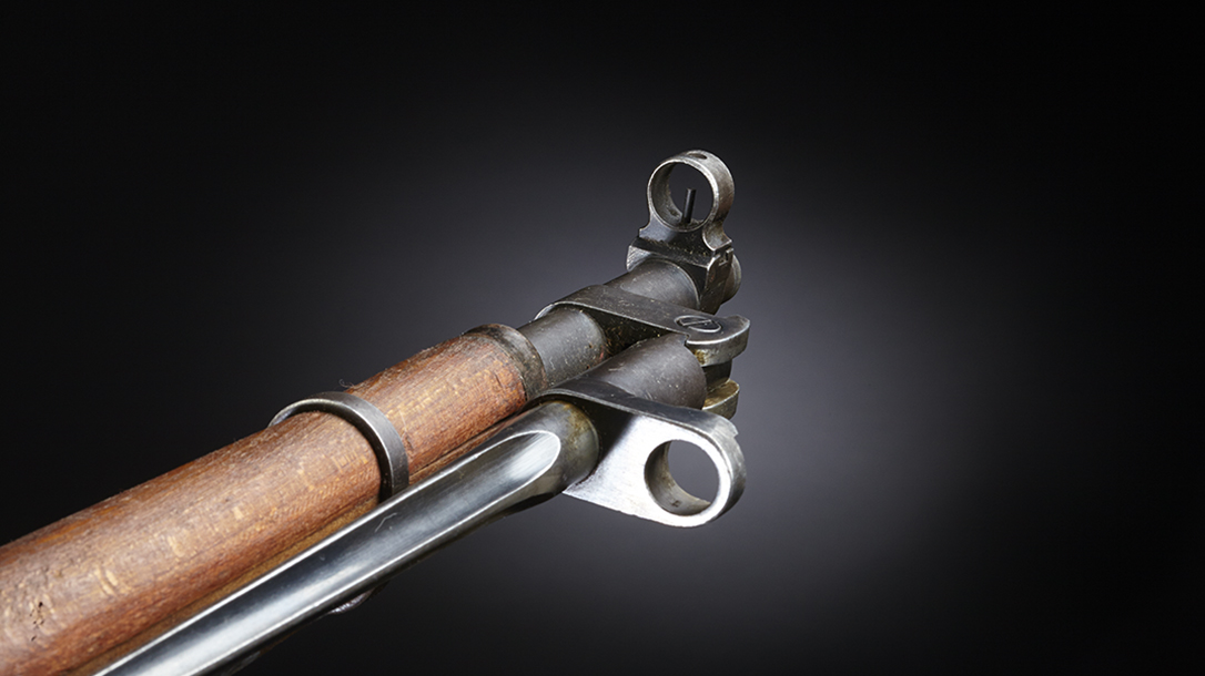 Chinese Type 53 Carbine front sight