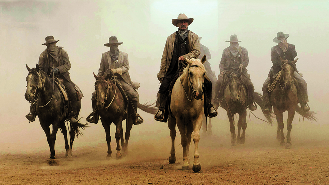 godless tv series guns horses
