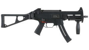 HK UMP submachine gun right profile