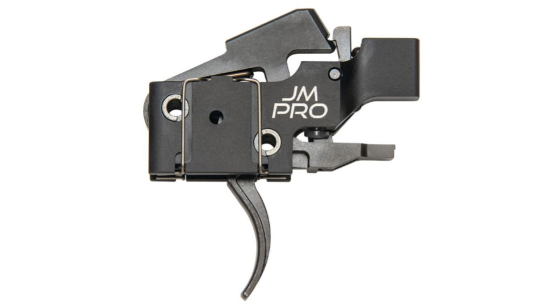 mossberg JM Pro Adjustable Match Trigger left profile