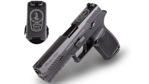 virginia state police sig p320 pistol