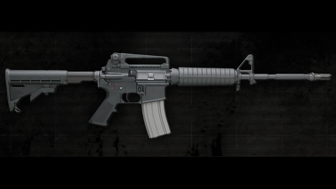 Remington defense R4 carbine