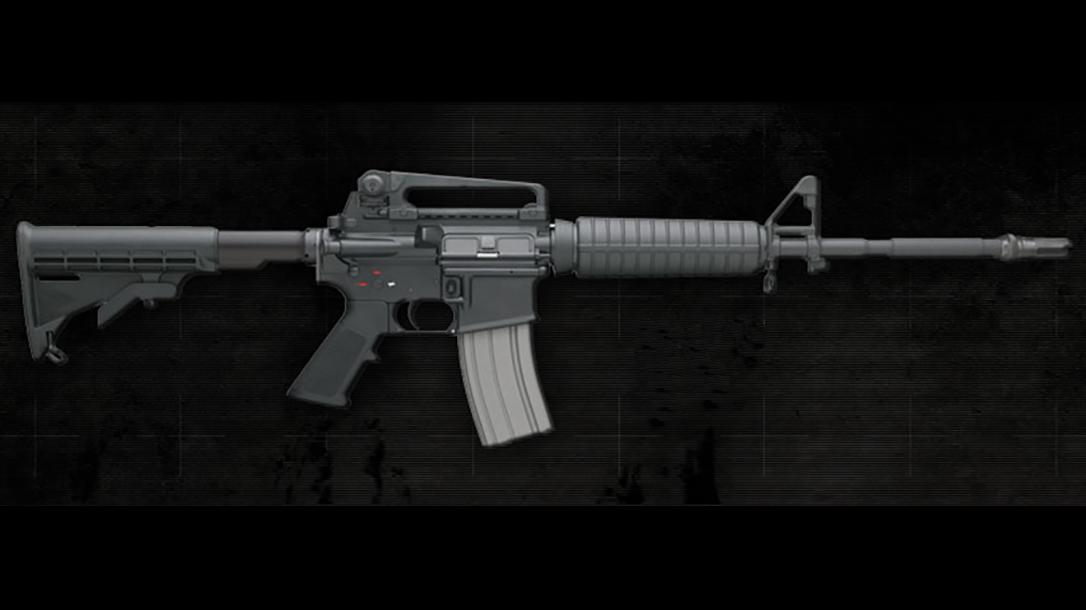 Remington R5 Assault Rifle