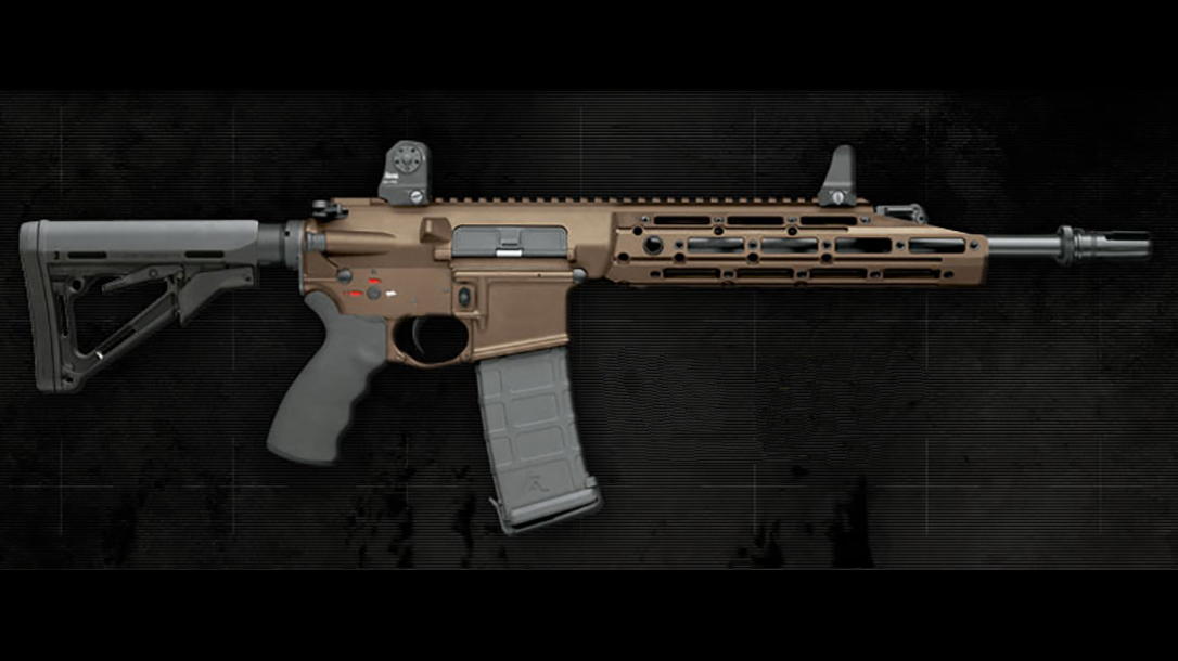 Remington defense R5 RGP carbine