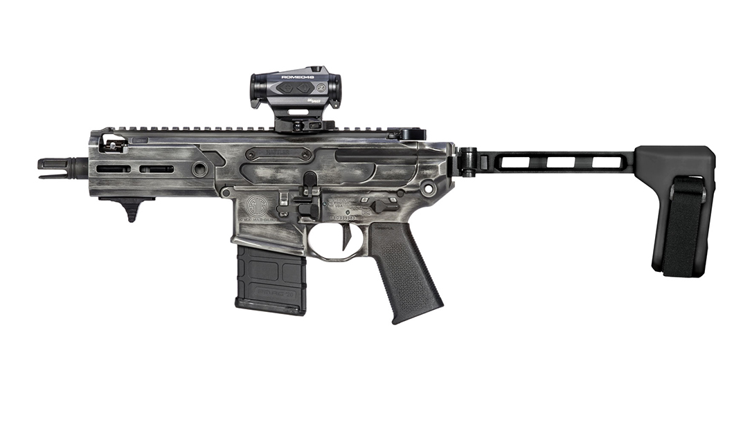 SB Tactical FS1913 brace extended left profile