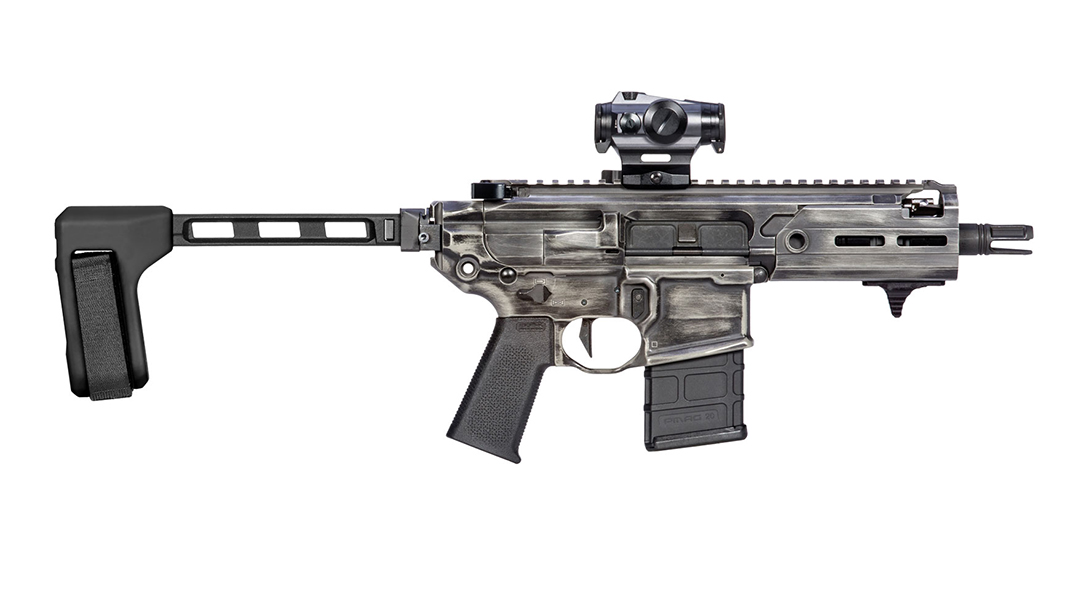 SB Tactical FS1913 brace extended right profile
