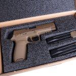 SIG M17-Commemorative pistol right profile
