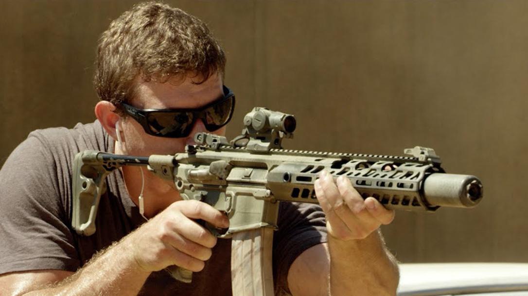 Sig MCX rifle mpx
