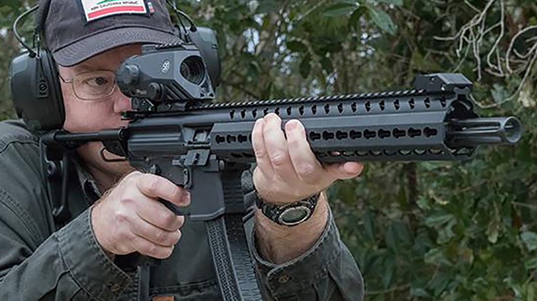 Sig MPX submachine gun