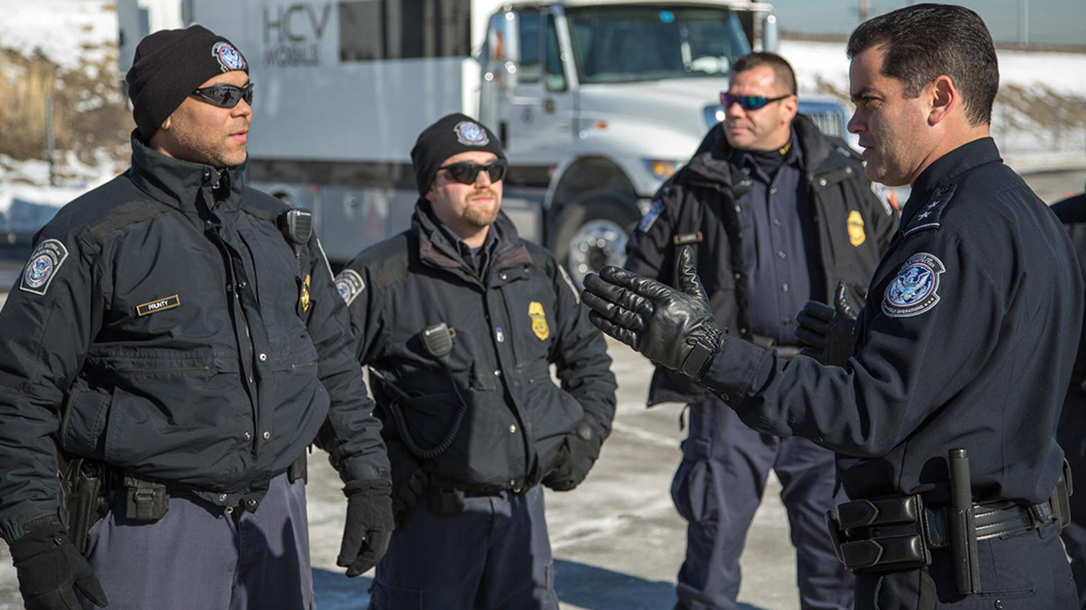 us customs border protection super bowl security