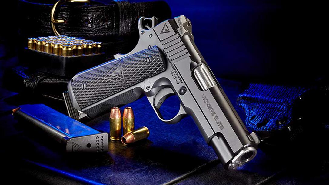 wilson combat Vickers Elite Commander pistol right angle