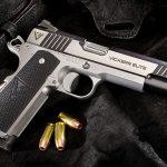 Vickers Elite pistol
