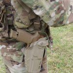 army m17 pistol holster magazine