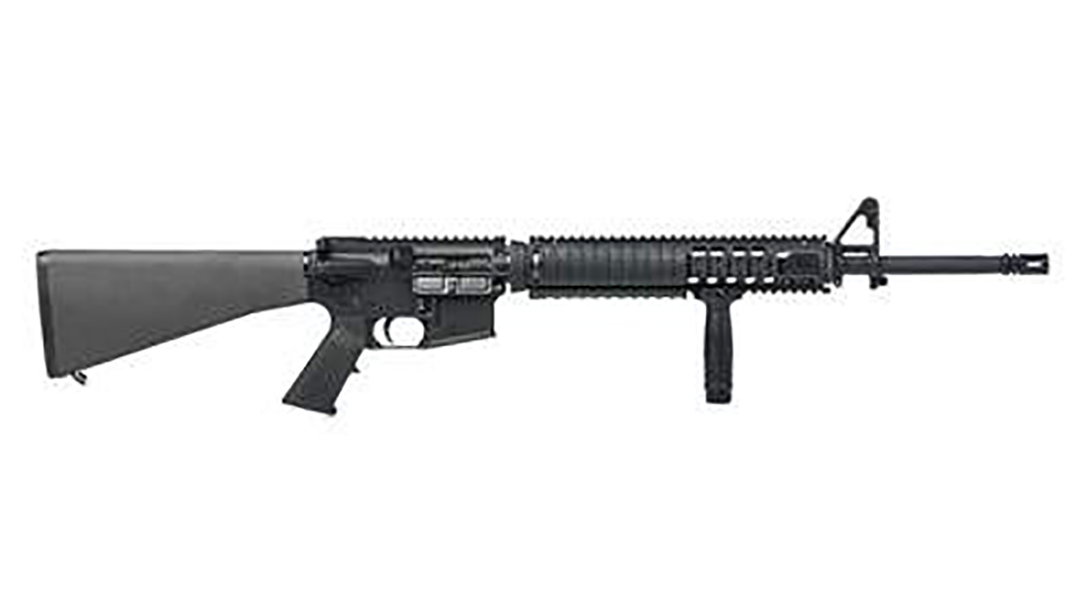 M16A4 rifle clone right profile