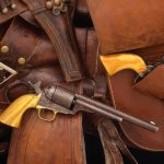colt open top revolvers