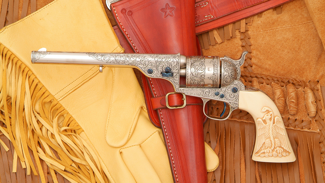 Peacemaker Predecessor: Remembering the 1871-72 Colt Open Top
