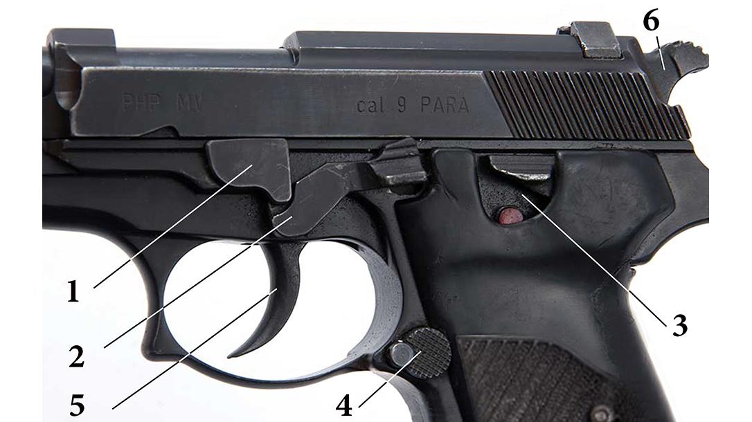 croatia php mv pistol details