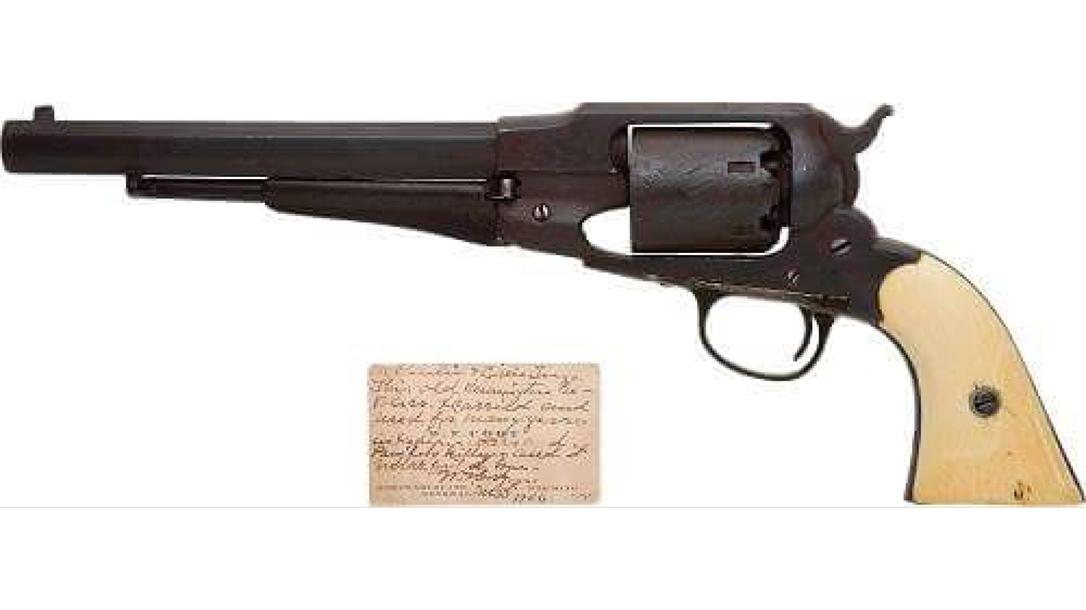 buffalo, bill, original, revolver