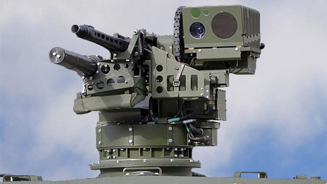 turret, turret mount, flw 100, flw 100 turret