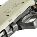 Fabarm STF 12 shotgun crossbolt safety