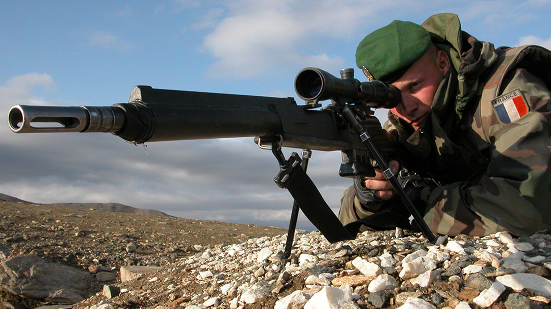 Image result for french sniper rifle