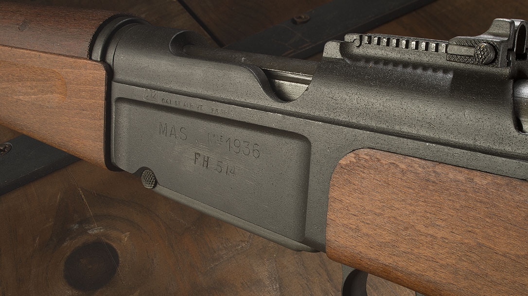 France's MAS 36 Battle Rifle Fought in WWII and Beyond