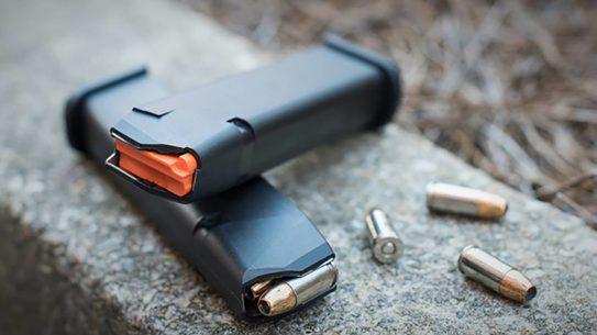 glock, glock magazine, glock magazines, glock 24-round, glock 24-round magazine, glock 24-round mag orange follower