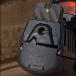 heckler & koch, heckler & koch vp9, hk, hk vp9, hk vp9 pistol, hk vp9 pistol serrated rear sight