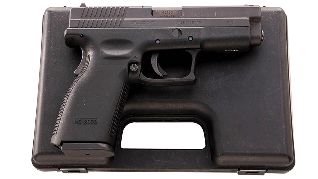 HS 2000 pistol case
