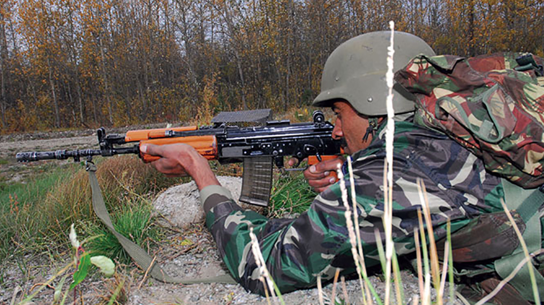 india, india rifles, india rifle, india light machine gun, india light machine guns, light machine guns, rifle shooting