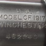 M1917, M1917 Enfield, M1917 Enfield rifle, M1917 Enfield rifle later winchester