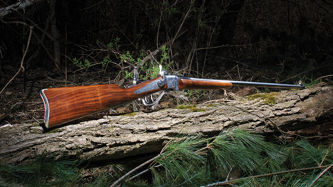 Lyman Celebrates 140 Years With the Lyman Sharps Carbine