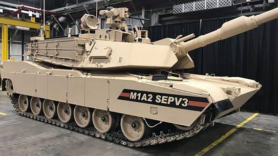 M1A1 Abrams SEpv3 tank