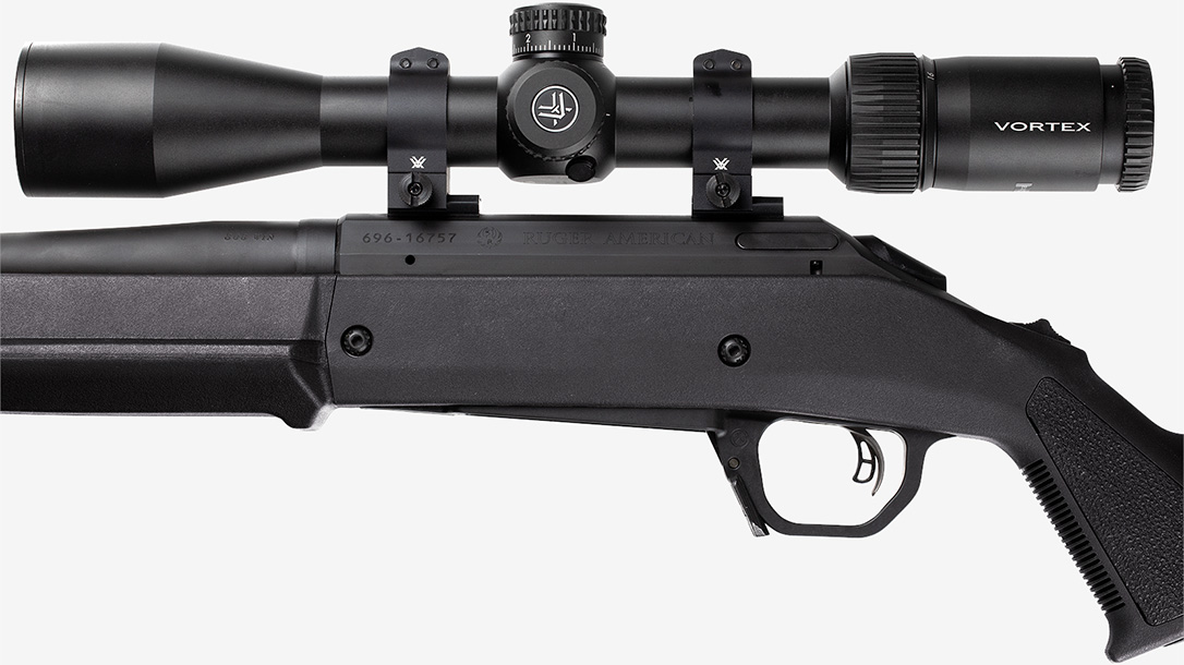 magpul, magpul hunter, magpul hunter american, magpul hunter american stock, magpul hunter american stock left profile