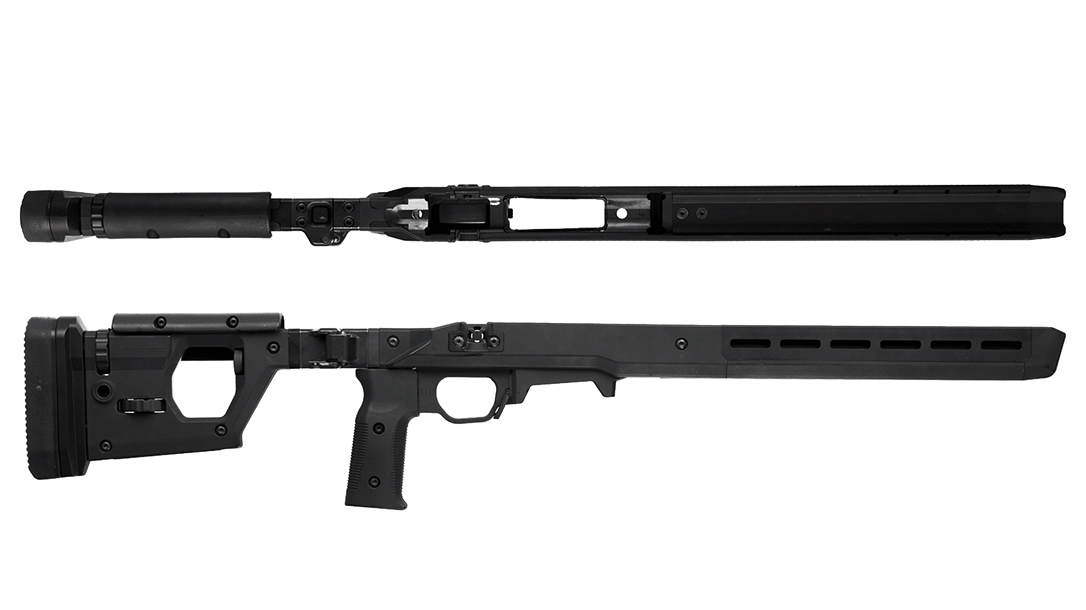 Magpul Pro 700 rifle chassis receivers