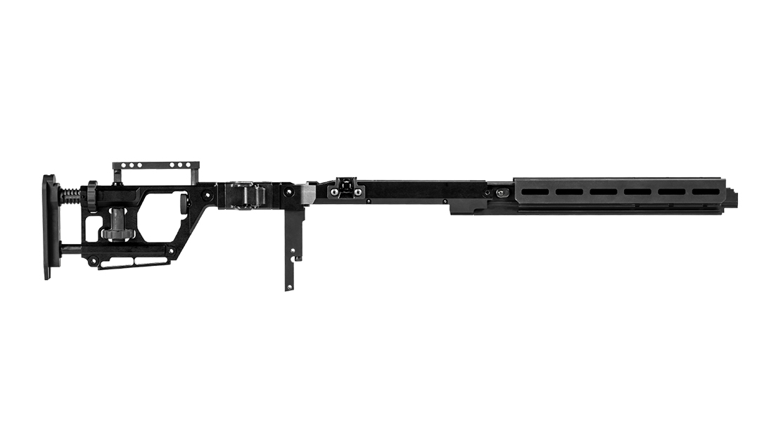 Magpul Pro 700 rifle chassis full view