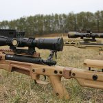 marines mk13 mod 7 rifle nightforce atacr scope
