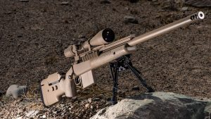 mcmillan TAC-338 Chris Kyle rifle