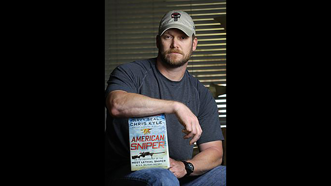 mcmillan TAC-338 Chris Kyle rifle american sniper book