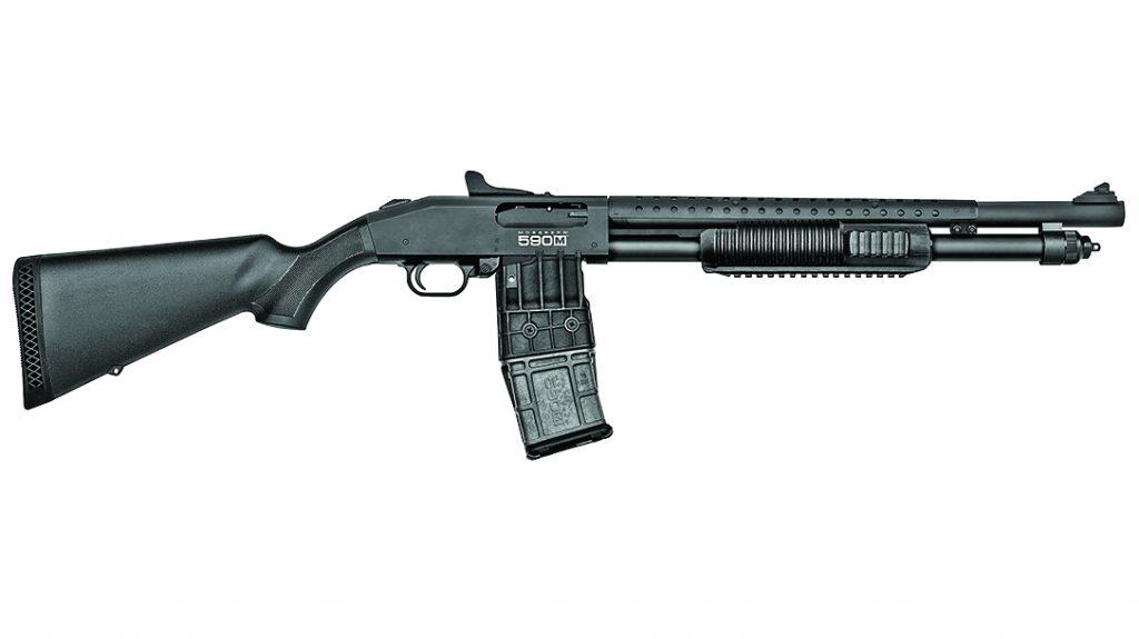 shotgun, shotguns, new shotgun, new shotguns, mossberg 590m shotgun